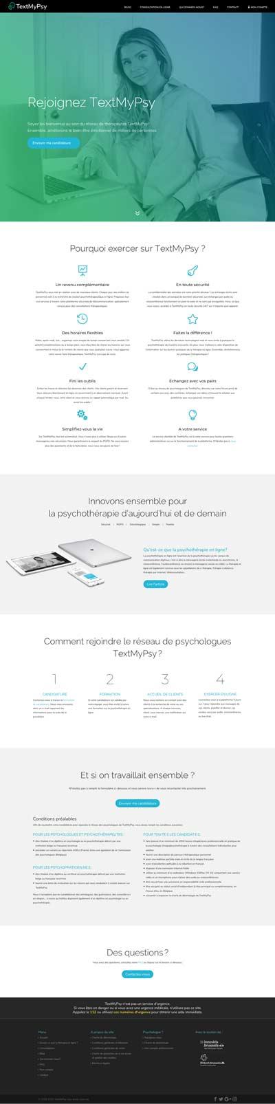 textmypsy-projet