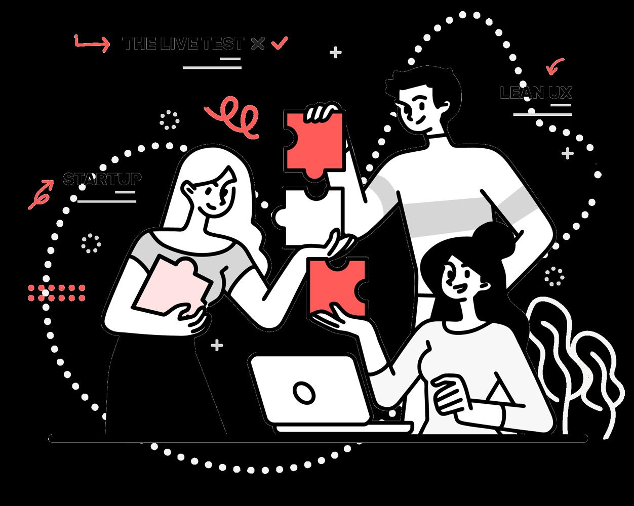 Créer une startup - agence digitale OUI Are Web Bruxelles