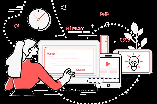 Web développement Création de site internet - OUI Are Web Agence web Bruxelles